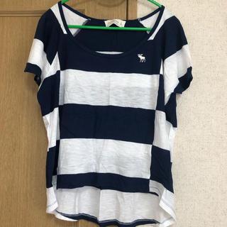 アバクロンビーアンドフィッチ(Abercrombie&Fitch)のアバクロ Tシャツ S(Tシャツ(半袖/袖なし))