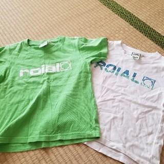 f7dba4a85b364 ロイヤル(roial)のROIAL半袖120(Tシャツ カットソー)