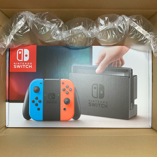 Nintendo Switch - Nintendo Switch Joy-Con(L) ネオンブルー/(R) ネ…