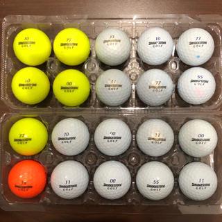 ブリヂストン(BRIDGESTONE)のブリヂストン ロストボール 20球 V10(その他)