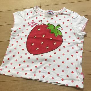 mikihouse - 【80サイズ】Tシャツ