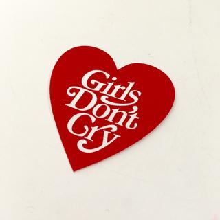 GDC - Girls Don't Cry ステッカー *クーポンご利用ください