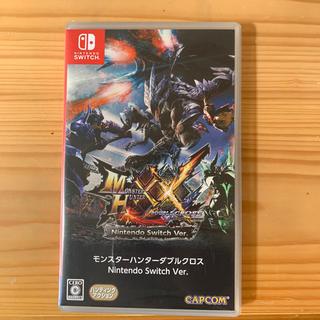 Nintendo Switch - モンスターハンターダブルクロス Nintendo Swich Ver.