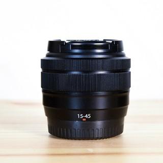 フジフイルム(富士フイルム)の FUJIFILM XC15-45mm f3.5-5.6 OIS PZ ブラック(レンズ(ズーム))