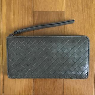 ボッテガヴェネタ(Bottega Veneta)のボッテガヴェネタ ラウンドファスナータイプ 長財布(財布)