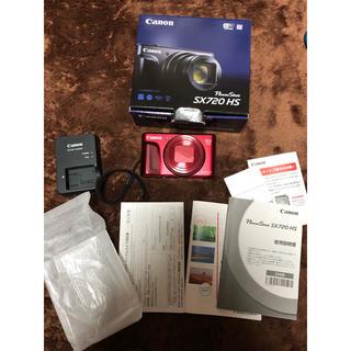 キヤノン(Canon)のCanon PowerShot SX720 HS/canon 720(コンパクトデジタルカメラ)