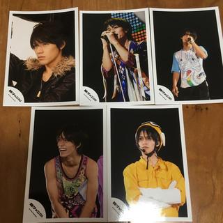 カンジャニエイト(関ジャニ∞)の錦戸亮 公式写真(アイドルグッズ)