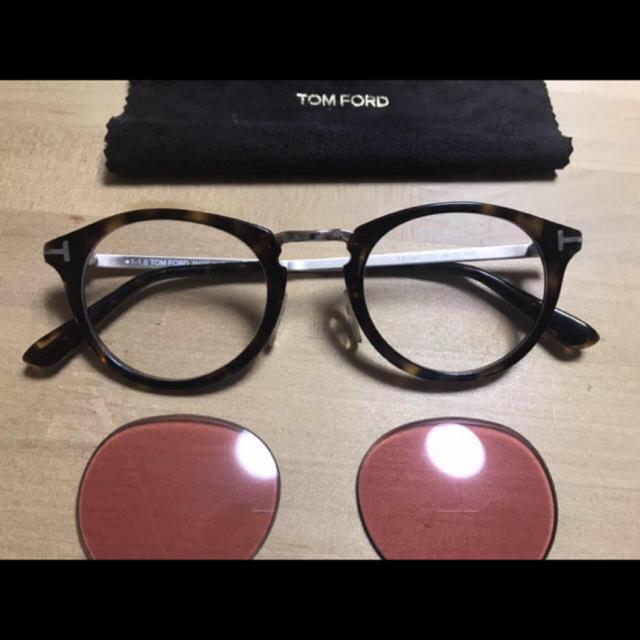 TOM FORD(トムフォード)のtomford レディースのファッション小物(サングラス/メガネ)の商品写真