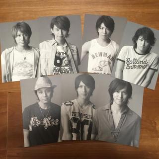 カンジャニエイト(関ジャニ∞)の関ジャニ∞ ポストカードセット(アイドルグッズ)
