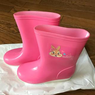 ディズニー(Disney)の長靴 19.0 ミスバニー(長靴/レインシューズ)