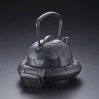 バンダイ(BANDAI)の【新品未使用】バンダイ 鉄瓶 ZAKUザク (調理道具/製菓道具)