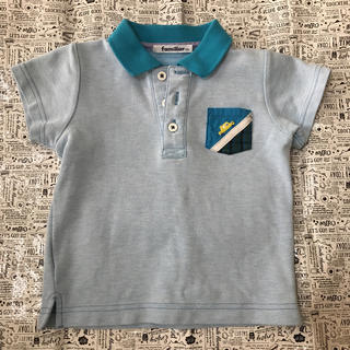 familiar - familiar 半袖ポロシャツ サイズ100
