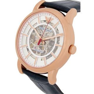 アルマーニ(Armani)の最新作 限定品 自動巻 エンポリオ アルマーニ 腕時計 AR60 送料無料009(腕時計(アナログ))