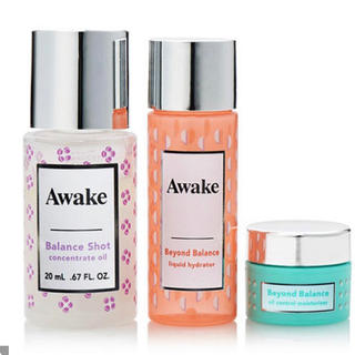 アウェイク(AWAKE)のAwake  アウェイク コンセントレイトオイル キット(サンプル/トライアルキット)