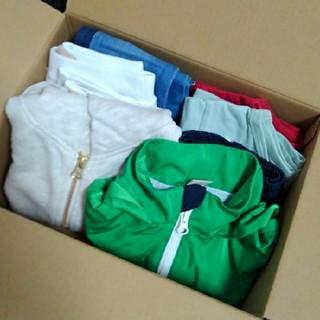 プティマイン(petit main)の未使用品有Petitmainキッズ男の子春夏服100*110サイズ7点セット(Tシャツ/カットソー)