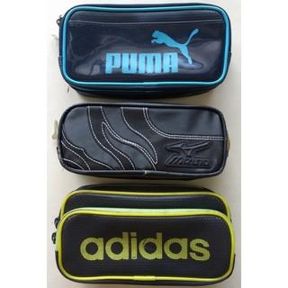 adidas - 3個まとめて☆プーマ◆adidas◆ミズノ☆ペンケース筆箱◇男の子■