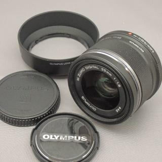 オリンパス(OLYMPUS)のmiyako-french様専用 M.ZUIKO25mmF1.8BLACK(レンズ(単焦点))