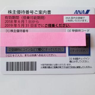 noob様専用✩ANA株主優待券✩ 4枚(航空券)