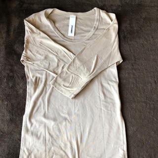 アタッチメント(ATTACHIMENT)のATTACHIMENT トップス(Tシャツ/カットソー(七分/長袖))