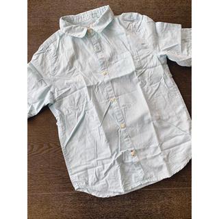 ザラ(ZARA)のZARAシャツ  美品(Tシャツ/カットソー)