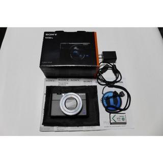 SONY - ソニー SONY DSC-RX100M5