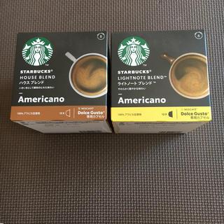 Starbucks Coffee - スタバ ドルチェグスト カプセル