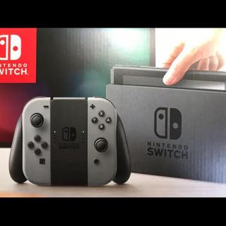 ニンテンドウ(任天堂)のNintendo Switch 本体  ニンテンドースイッチ(家庭用ゲーム本体)
