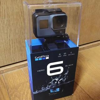 GoPro - 保証付き!GoPro HERO6 black 本体 正規品 カメラ
