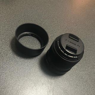 パナソニック(Panasonic)のLUMIX G 42.5mm/F1.7  [ブラック](レンズ(単焦点))