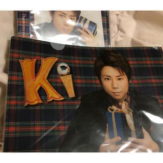 キスマイフットツー(Kis-My-Ft2)の北山宏光 キスショ盤(アイドルグッズ)