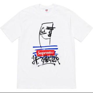 シュプリーム(Supreme)のシュプリームTシャツ(Tシャツ/カットソー(半袖/袖なし))