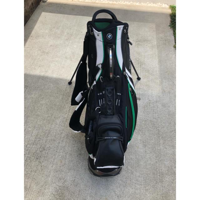 BMW(ビーエムダブリュー)のBMWゴルフバッグ キャディーバック スポーツ/アウトドアのゴルフ(バッグ)の商品写真