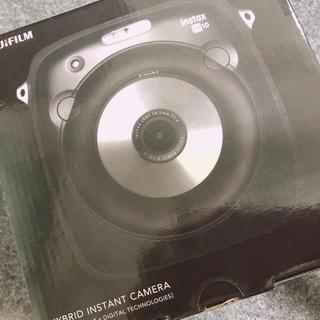 フジフイルム(富士フイルム)のFUJIFILM instax SQUARE SQ 10 チェキ フィルム付き(フィルムカメラ)