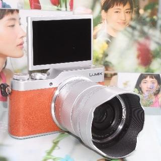 パナソニック(Panasonic)の❤️Wi-Fi内蔵&自撮り&超高性能❤️Lumix DC-GF9❤️(ミラーレス一眼)