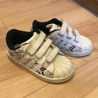 アディダス(adidas)のadidas スニーカー15.0cm(スニーカー)