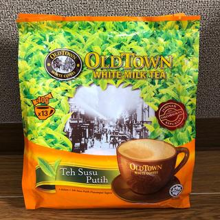 WHITE MILK TEA Teh Susu Putih OLD  TOWN(茶)