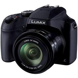 パナソニック(Panasonic)のパナソニック  DC-FZ85-K  LUMIX デジタルカメラ(コンパクトデジタルカメラ)