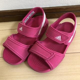 アディダス(adidas)のアディダス15cm(サンダル)