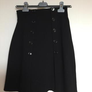 アレキサンダーマックイーン(Alexander McQueen)のマックイーンスカート(ミニスカート)