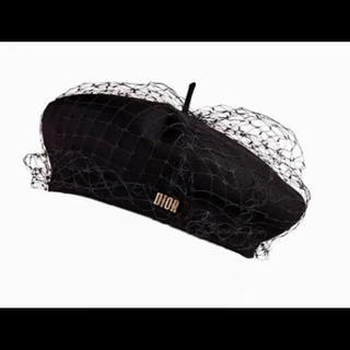 クリスチャンディオール(Christian Dior)のChristian Dior ベレー帽(ハンチング/ベレー帽)