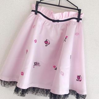 スワンキス(Swankiss)のスワンキス♡スカート(ミニスカート)