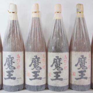 魔王 1.8L 芋焼酎  新品未開封(焼酎)