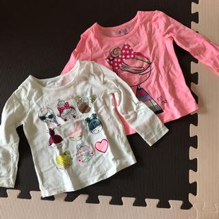 ベビーギャップ(babyGAP)のGAP ベビーGAP ロンT 2枚セット 子供 服(Tシャツ(長袖/七分))