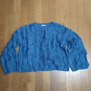 ジーユー(GU)のGU セーター ほぼ未使用(ニット/セーター)