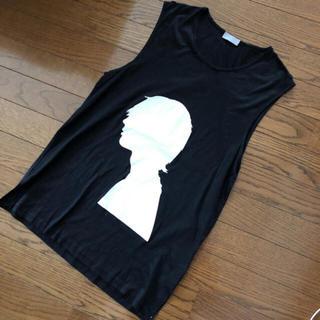 ディオールオム(DIOR HOMME)のクリスチャンディオールオム Follow Me期 タンクトップ(Tシャツ/カットソー(半袖/袖なし))