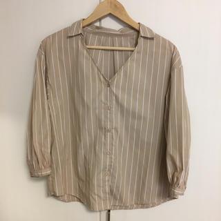 ジーユー(GU)のGU☆ドルマンスリーブシャツ(シャツ/ブラウス(長袖/七分))