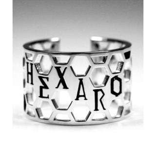 アイコン(iKON)のHEXARO BEE FIVE RING iKON 韓国 シルバー リング(リング(指輪))