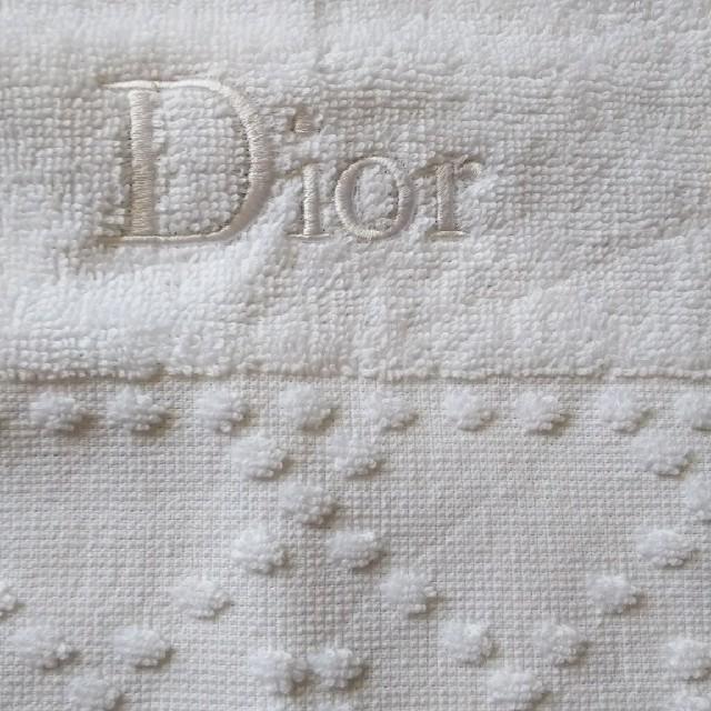 Dior(ディオール)のディオール タオル マット  インテリア/住まい/日用品の日用品/生活雑貨/旅行(タオル/バス用品)の商品写真