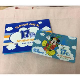 ディズニー(Disney)のディズニー テレカ 50度数(その他)