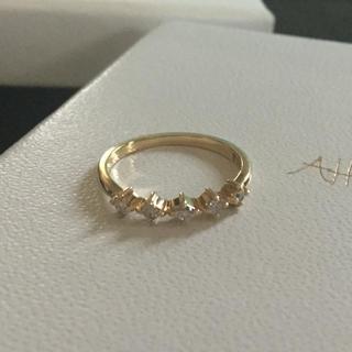 アーカー(AHKAH)のmaako様専用(リング(指輪))